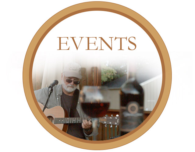 Sharon James Cellars Events